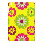Vintage Marie del flower power #1 @ iPad Mini Protectores