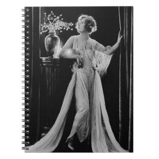 Vintage Marion Davies Notebook