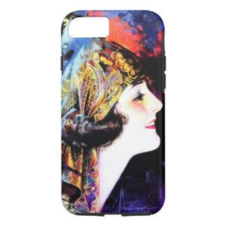 Vintage, Martha Mansfield iPhone 7 Case