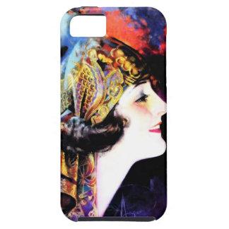 Vintage, Martha Mansfield iPhone SE/5/5s Case
