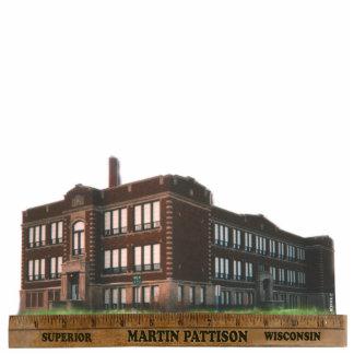 Vintage Martin Pattison School Sculpture