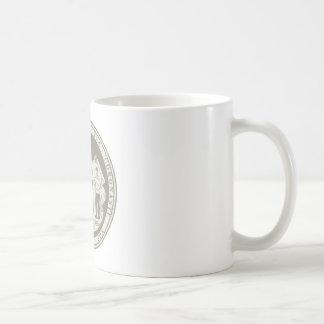 Vintage Maryland State Seal Coffee Mug