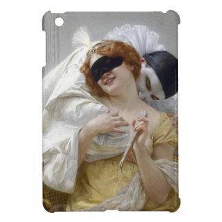Vintage Masquerade Pierrot iPad Mini Cases