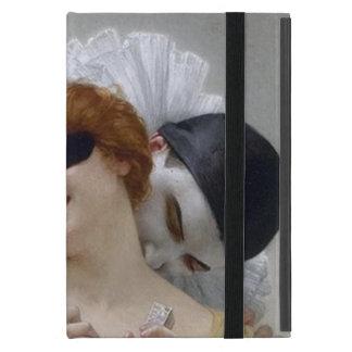 Vintage Masquerade Pierrot Lovers iPad Mini Case