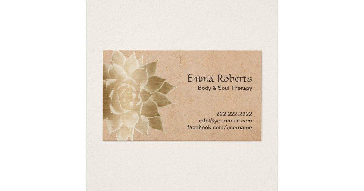 Fine Business Cards Massage Photos - Business Card Ideas - etadam.info