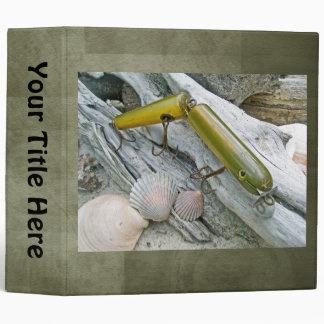 Vintage Masterlure Jointed Eel Binder