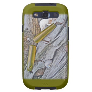Vintage Masterlure Jointed Eel Galaxy SIII Cover