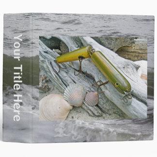 Vintage Masterlure Jointed Eel Saltwater Plug Vinyl Binders