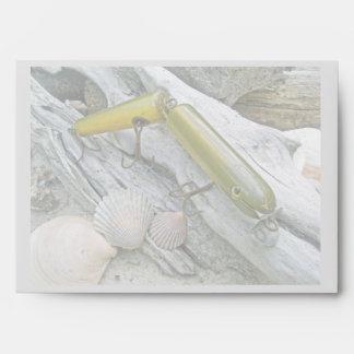 Vintage Masterlure Jointed Eel Saltwater Plug Envelope