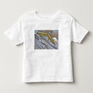 Vintage Masterlure Jointed Eel Saltwater Plug Toddler T-shirt