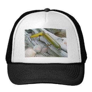 Vintage Masterlure Jointed Eel Trucker Hat