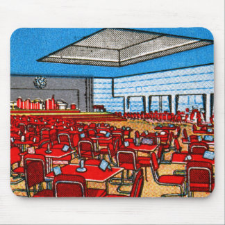 Vintage Matchbook Matches Rumpus Room NY Mouse Pads
