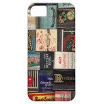 Vintage Matchbooks iPhone SE/5/5s Case