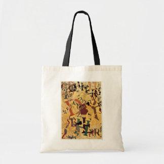 Vintage Maxfield Parrish Alphabet - Bag