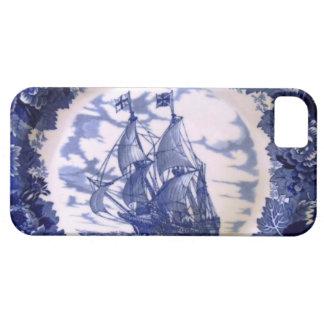 Vintage Mayflower Commemorative China iPhone SE/5/5s Case