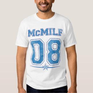 Vintage McMILF el equipo infame McCAIN PALIN Camisas