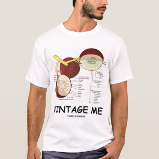 Vintage Me (Wine Grape Berry) T-Shirt