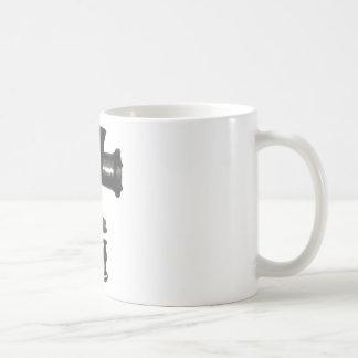 Vintage MeatGrinder Coffee Mug