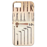 Vintage Medical Instruments Phone Case iPhone 5 Cases