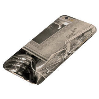 Vintage Memories Barely There iPhone 6 Plus Case