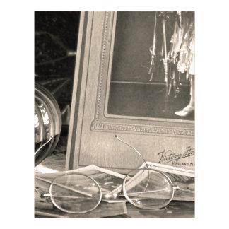 Vintage Memories Letterhead