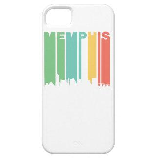 Vintage Memphis Cityscape iPhone SE/5/5s Case
