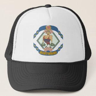 Vintage Mens 18th Birthday Gifts Trucker Hat