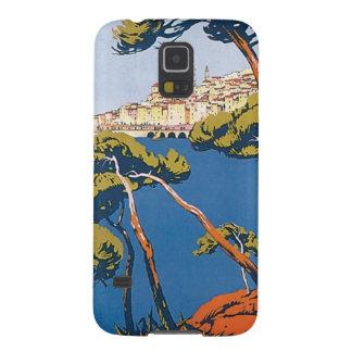 Vintage Menton France Galaxy S5 Cover