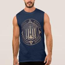 Vintage Merchant Marine Sleeveless Shirt