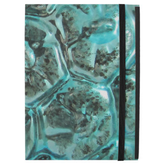 "Vintage Mercury Art Glass Tiffany Turtle Shell iPad Pro 12.9"" Case"