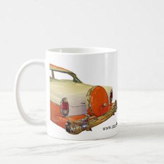 Vintage Mercury Mug-customize