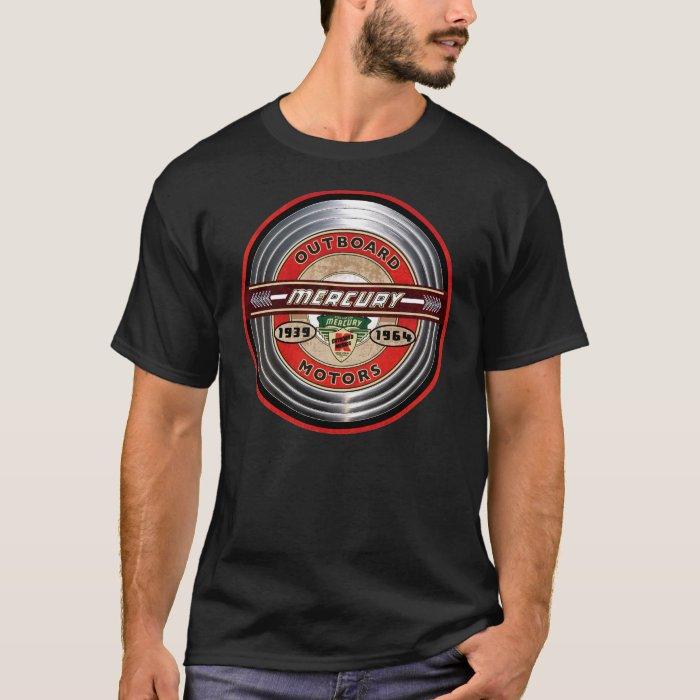 Vintage Mercury Outboard Motors 1939 1964 T Shirt Zazzle