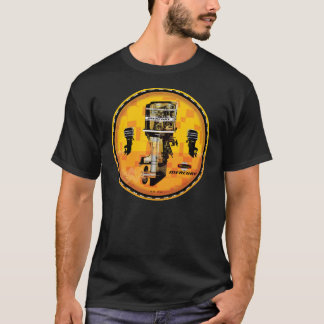 Vintage Mercury outboard motors sign T-Shirt