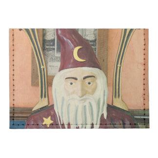 Vintage Merlin Card Wallet