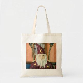 Vintage Merlin Tote Bag