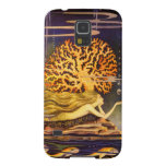 Vintage Mermaid Case For Galaxy S5