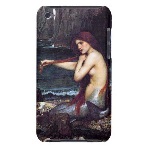 Vintage Mermaid Pre-Raphaelite iPod Case iPod Touch Case-Mate Case