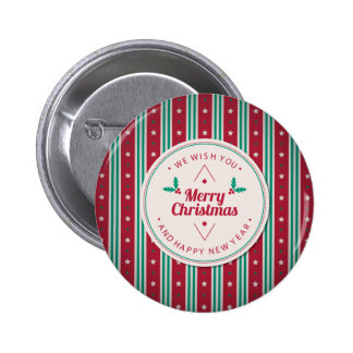 Vintage merry Christmas background Pin