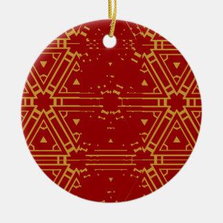 Vintage Merry Christmas Christmas Tree Ornaments