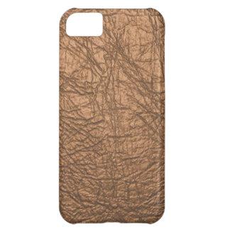 VINTAGE Metal Golden Flavor iPhone 5C Cover