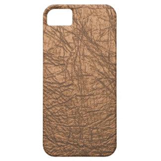 VINTAGE Metal Golden Flavor iPhone 5 Case
