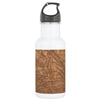 VINTAGE Metal Golden  Flavor Water Bottle