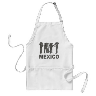 Vintage México Delantal