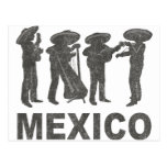 Vintage México Tarjeta Postal