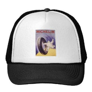 Vintage Michelin TIres Ad 2 Mesh Hat