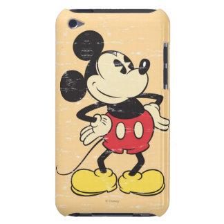 Vintage Mickey iPod Case-Mate Case