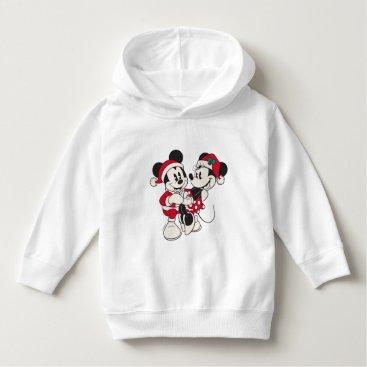 Disney Themed Vintage Mickey & Minnie | Warm & Cozy Hoodie