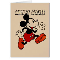 Vintage Mickey Mouse