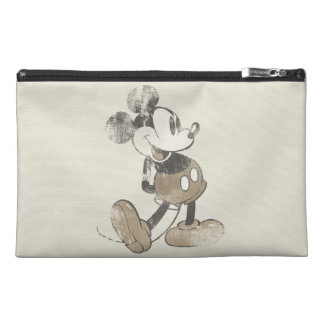Vintage Mickey Mouse 1 Travel Accessory Bags