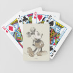Vintage Mickey Mouse 1 Baraja De Cartas